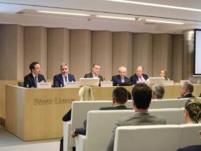 Jornada 'Los nuevos desarrollos de Madrid. El Sureste: ¿una oportunidad para mejorar el mercado de la vivienda?'
