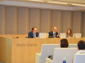 Segundo seminario de 'Pérez-Llorca Laboral al Día' de 2019
