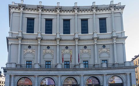 2012. Teatro Real