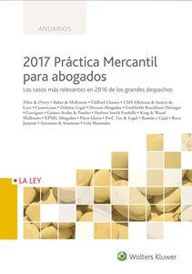2017 Práctica Mercantil para abogados